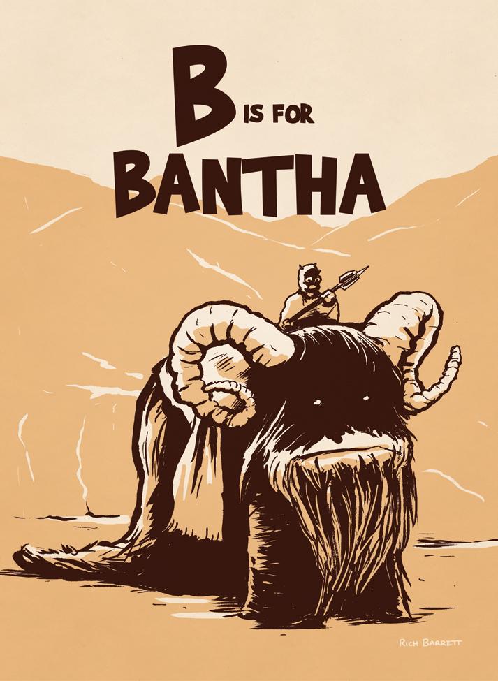 b-bantha