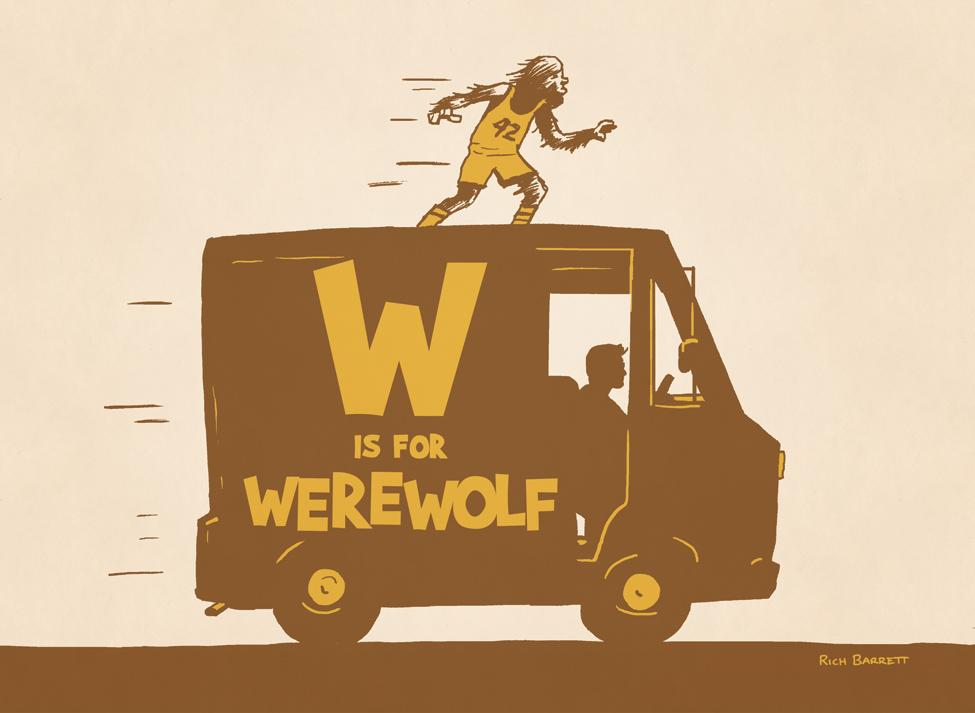 w-werewolf