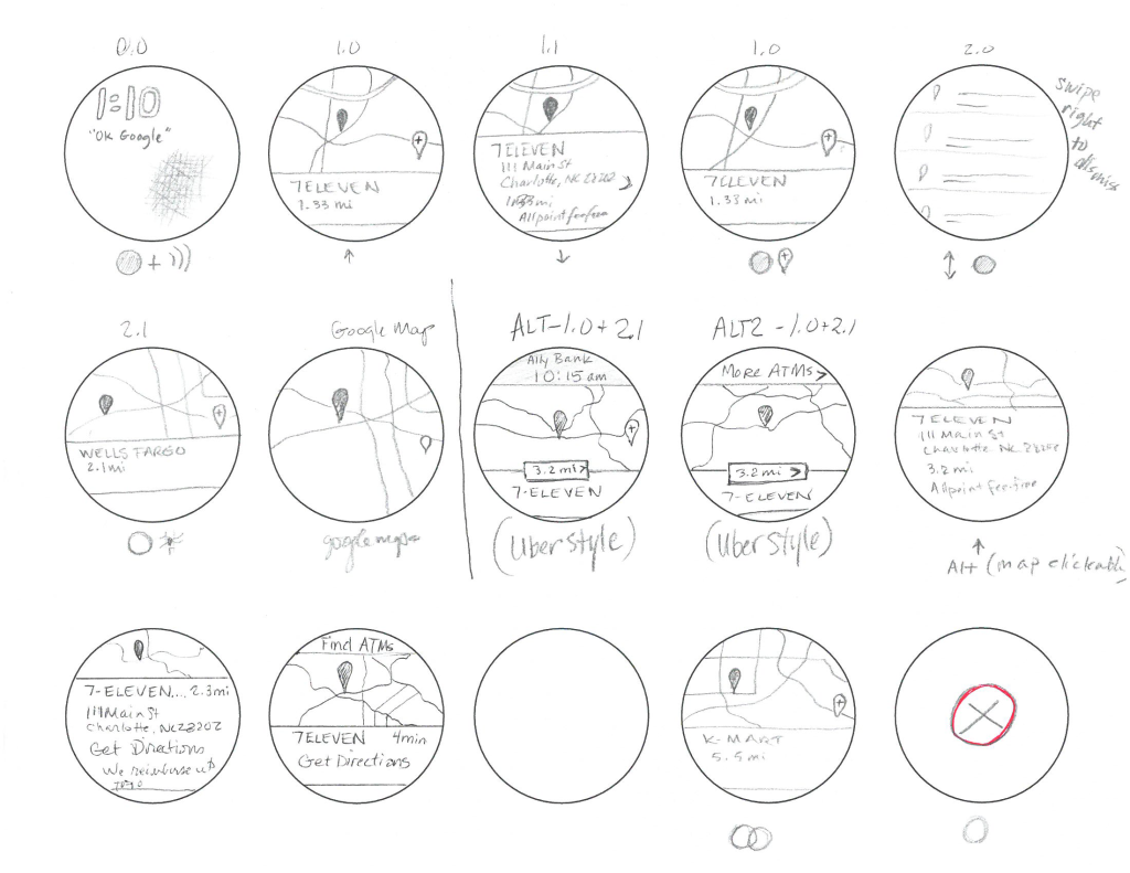 AndroidWear-EarlySketches