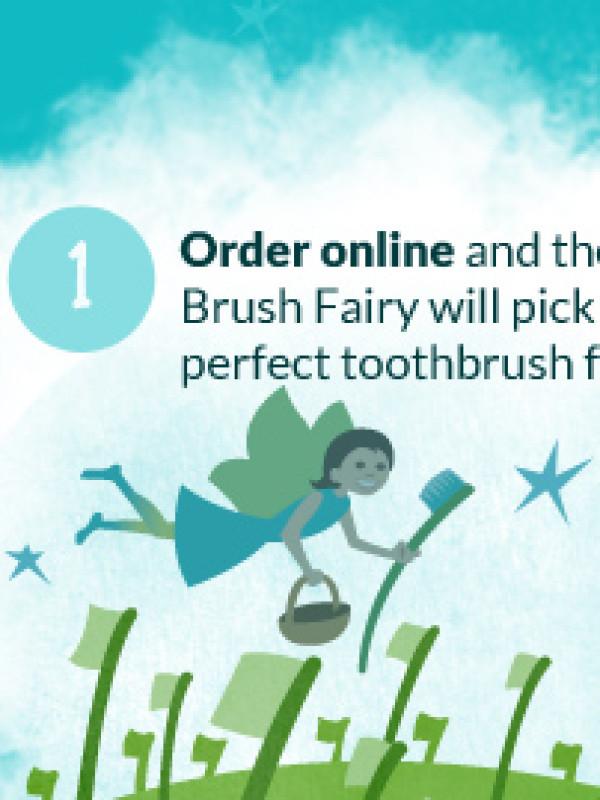 Brush Fairy